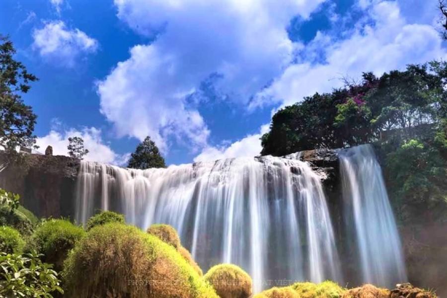 Elephant Waterfall, Dalat